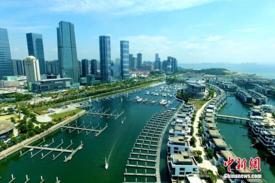报告称中国将有更多城市群兴起