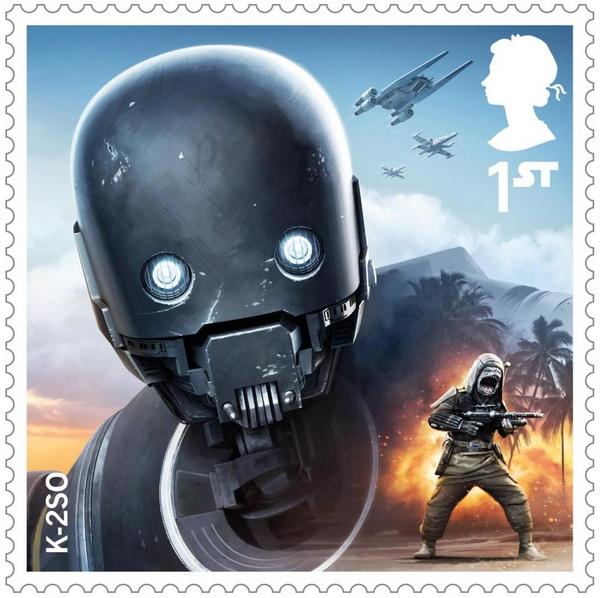 这套邮票将于10月12日发行,在英国邮局和网上可以预订。