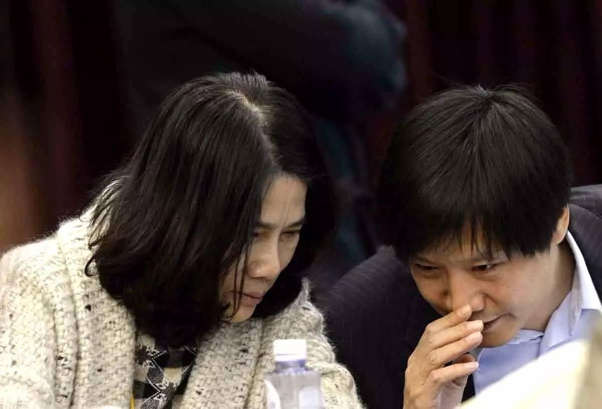 董明珠和雷軍的10億賭局,讓格力手機的曝光量大增。@視覺中國