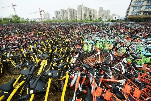 共享单车又出大消息!这个大城市也被&quot叫停&quot!