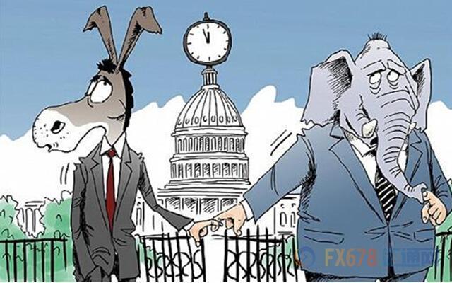 美国债务上限协议提前闯关在望 美元颓势有望逆转?