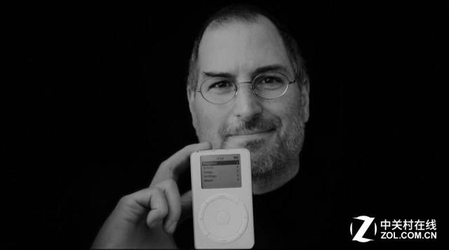史蒂夫·乔布斯和初代iPod