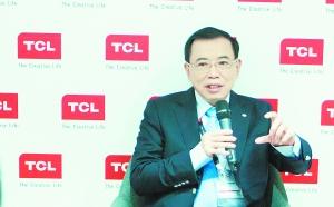 TCL董事长李东生:不会因黑莓放弃TCL手机