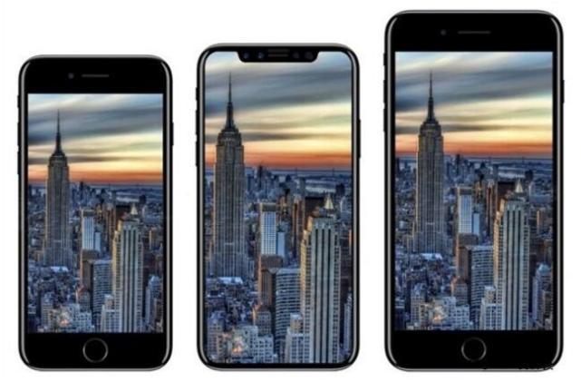 iPhone 8放弃指纹识别情非得已 遇技术障碍