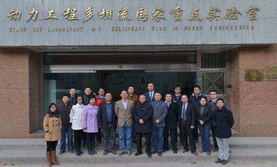 郭烈锦教授团队 培养世界一流的 再生清洁 新能源研发者