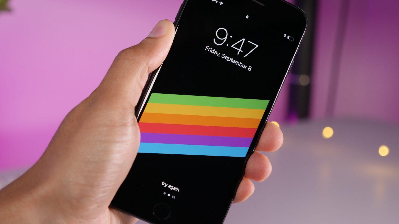 福利 iPhone 全套超高清壁纸打包送你图片