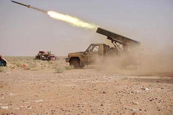 叙利亚代尔祖尔战役:政府军再收复重要据点