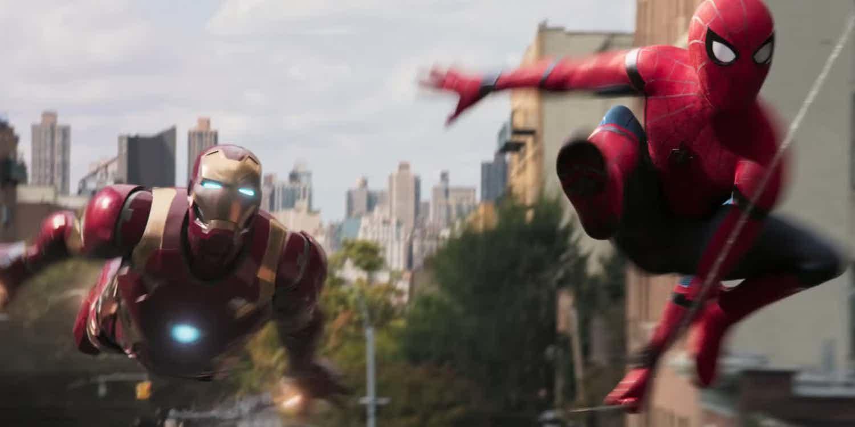 《蜘蛛侠:英雄归来》首日票房破亿