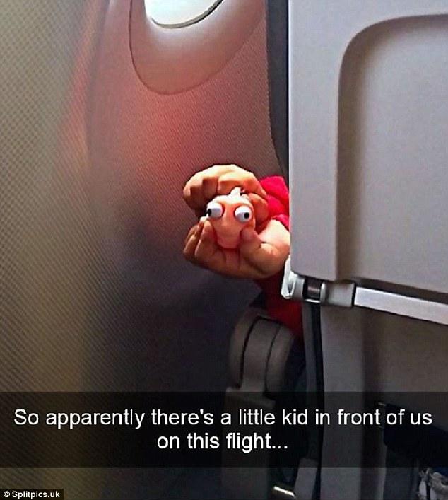 """你觉得坐飞机无聊?那一定是没碰见这些""""奇葩"""""""