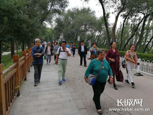 雄安白洋淀景区吸引着越来越多的游客前来观光旅游。