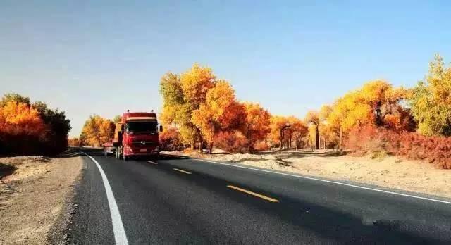 秋天,这条高速可以赏遍如调色板一样的五花山,看清澈的泉水从石缝间流过。美美的路,带给你秋日的好心情。