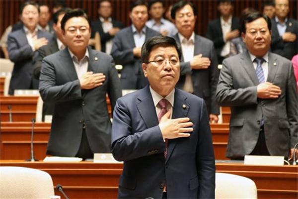 自由韩国党对于部署核武器的呼声最高