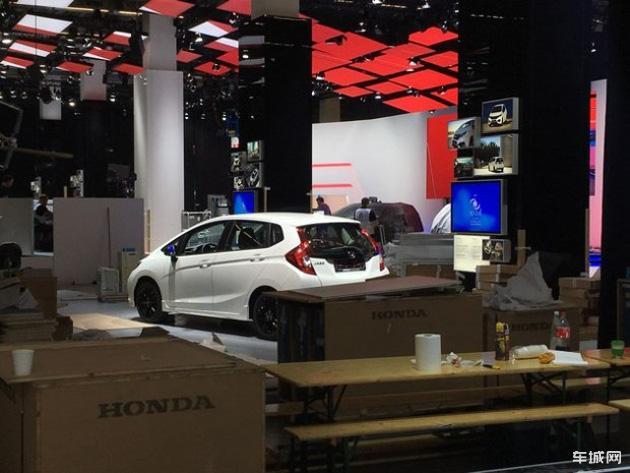 2017法兰克福车展前瞻——欧版新款飞度