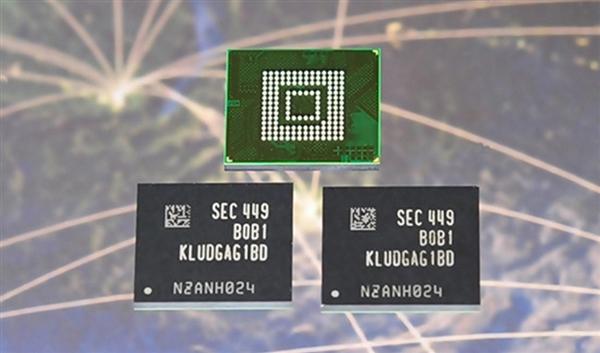 eMMC 5.2/UFS 3.0标准齐曝光的照片 - 1
