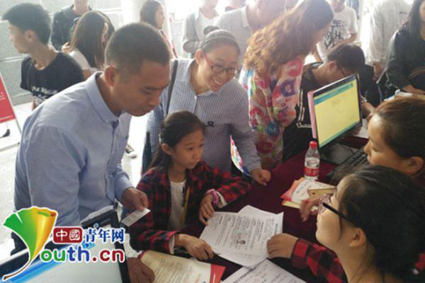 十岁女孩复读一年考上大专 未参加过义务教育