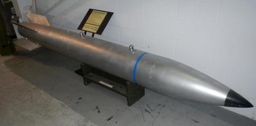 美军B61核炸弹