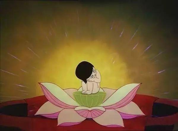 【难过】她画的《大闹天宫》《哪吒闹海》《雪孩子》曾陪伴我们整个图片