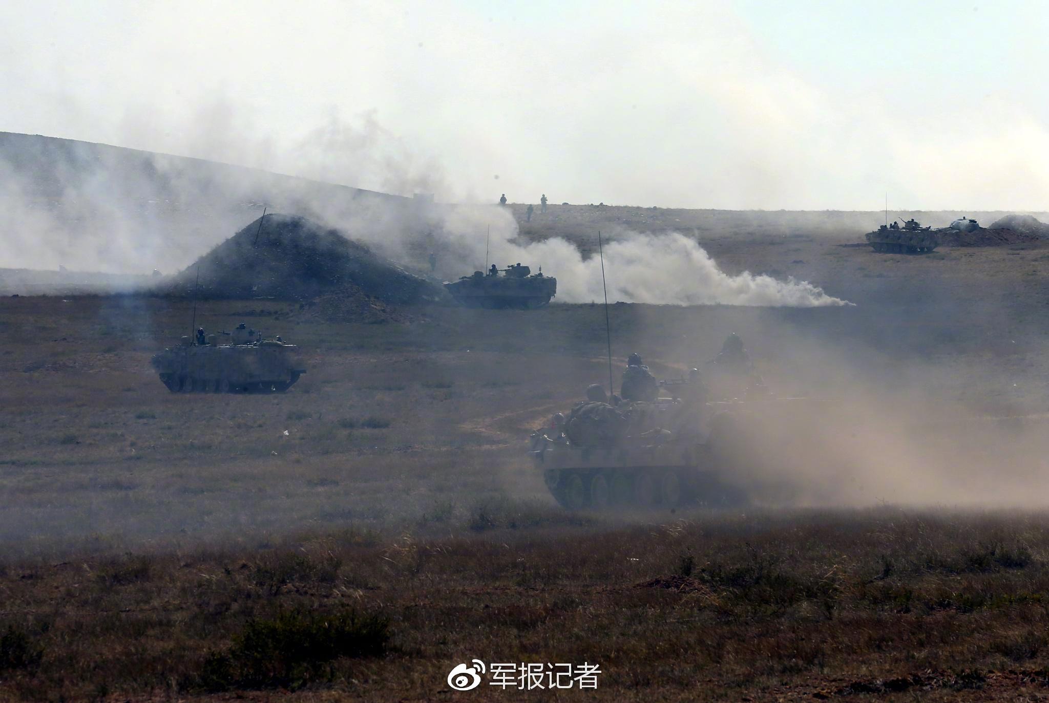 朱日和军演落幕有何亮点 中国陆军重组后合成旅亮相