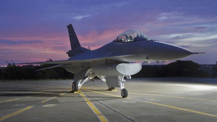 台湾贴钱研发F16V战机 美国卖给巴林出口创汇