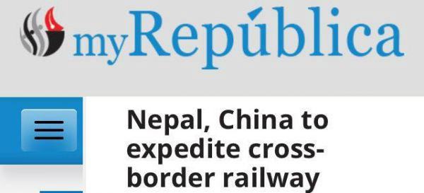 《共和国报》网站截图