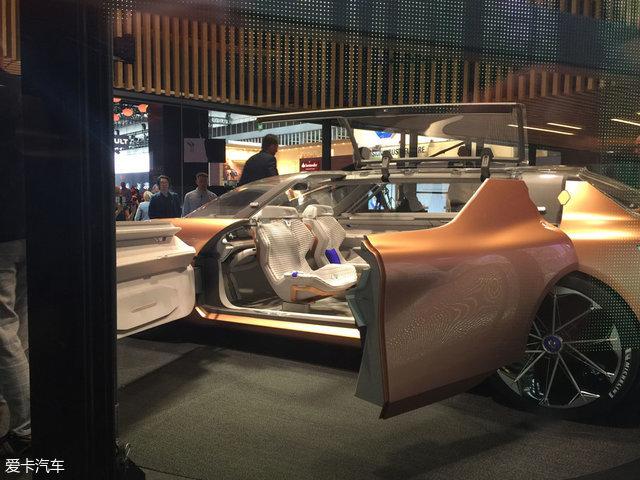雷诺两款概念车3月7日国内亮相 很激进
