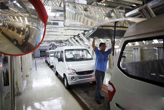 8月中国汽车销量同比增长4.1%  SUV需求强劲