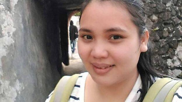 印尼29岁年轻母亲西莫朗基尔