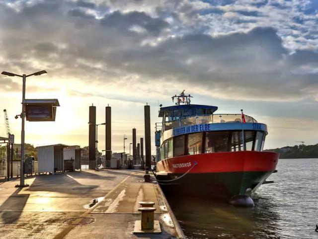 德国汉堡港|中国书记专程竖起这里来到大拇指进出口土畜商会永康待遇食品图片