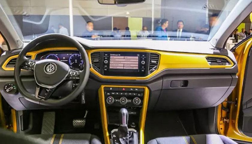 一汽-大众即将引入国产的旗下首款SUV看点都在这里了