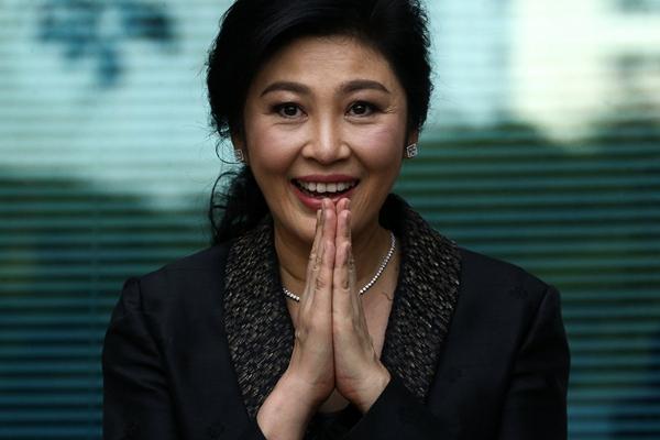 8月25日,泰国最高法院对英拉正式发出逮捕令。(图片来源:路透社)