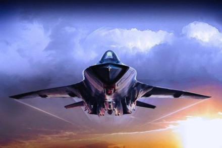 图:米格-41截击机想象图,其强调航程与升限。