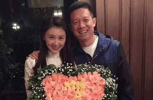 甘薇和丈夫贾跃亭