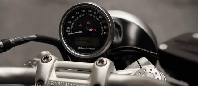 新车解析:最便宜的宝马复古车BMW R nineT Pure