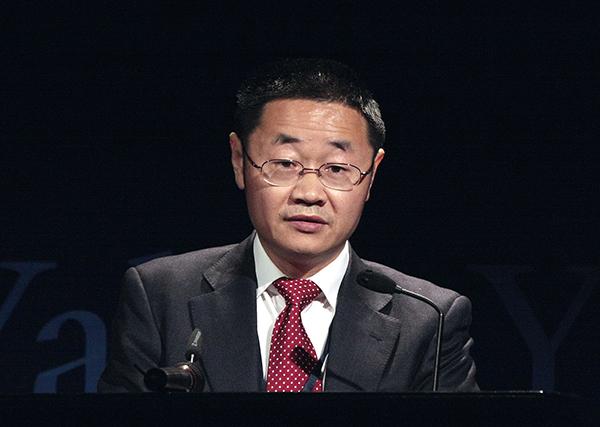 中国证券监督管理委员会原党委委员、主席助理张育军。 视觉中国 资料图