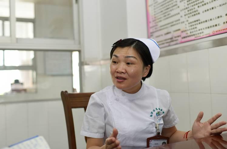 护士365|好爱心黄妮丽:用细心病患抚平好人有点视频会议图片