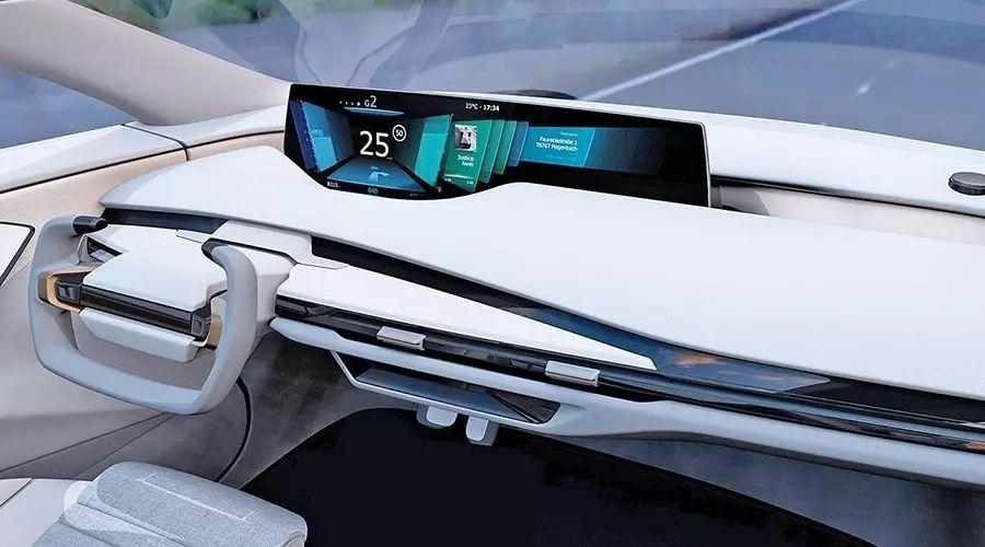 未来驾驶座舱什么样?每个人都是星际迷航的柯克船长