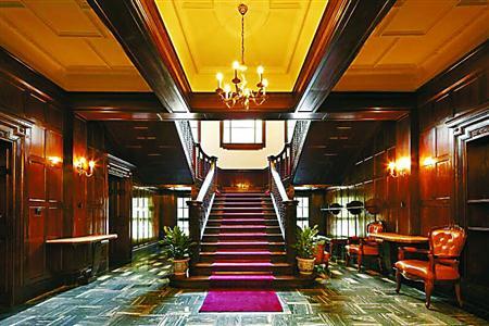 """除了精致美食建筑更是""""无价之宝"""" 沪上国宾馆走向大众"""