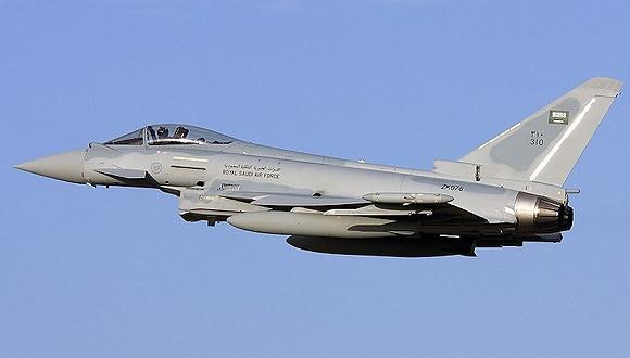"""卡塔尔向英国购买24架""""台风""""战斗机"""