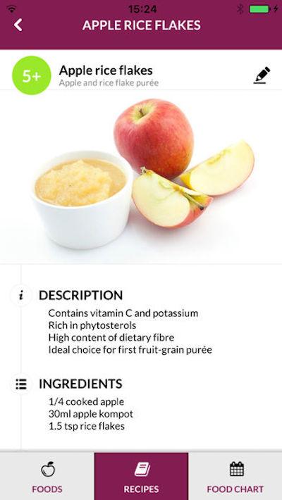 想亲手制作辅食,可以看这10个免费app|辅食|食