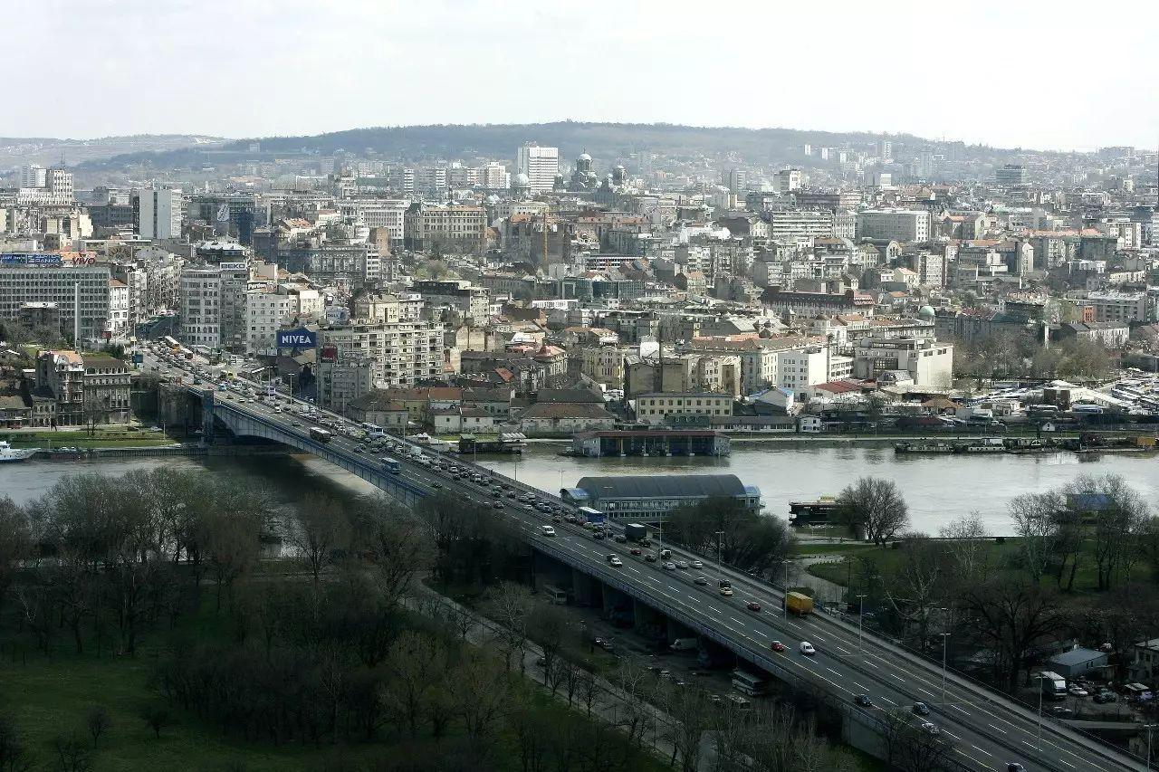 ▲塞尔维亚首都贝尔格莱德