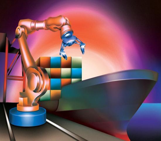 2036年网购和货运:机器人完全接管供应链?