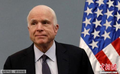 美国参议院院通过国防政策法案 拟增加军费开支