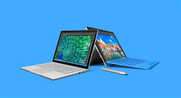微软下月发4G版Surface Pro:骁龙835 Windows 10平台的照片