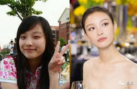 唐嫣大学素颜照被曝,网友竟然说她像马蓉