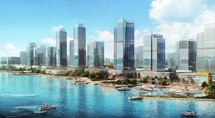 重大进展!东莞滨海湾新区首个填海项目取得海
