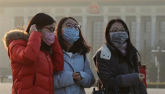 环保部:前8月全国PM2.5浓度同比降2.3%  京津冀上升10.2%