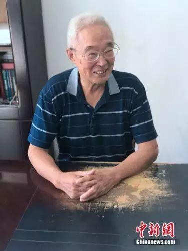 中新网 吴涛 摄