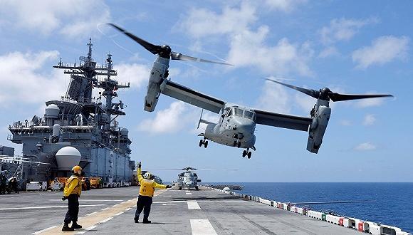"""【天下头条】飓风""""马丽亚""""升级为""""极端威胁""""级别 美参院批准七千亿美元军事预算"""