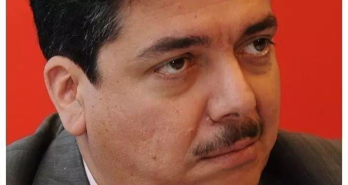 俄中经贸合作中心主任谢尔盖·萨纳科耶夫