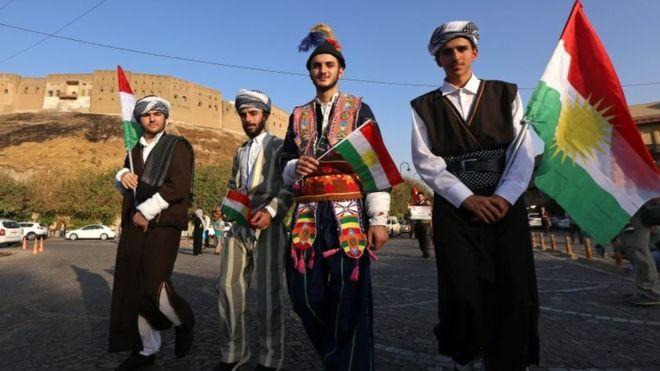 库尔德人(图源:BBC)